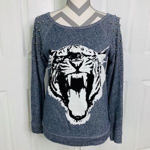 Express 100% Cotton Sweater